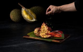 Macau's Master Chefs add Durian to their Hot Summer Menus